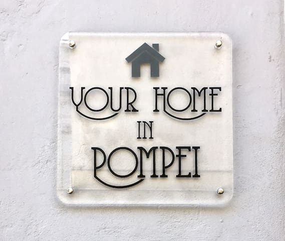 Your home in Pompei