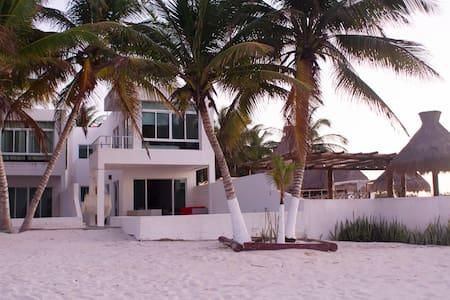 Villa Frente al mar en Carretera Chicxulub-Telchac