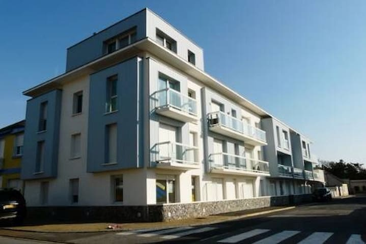 CÔTE D'OPALE 2 pièces - QUEND PLAGE - Quend - Apartemen