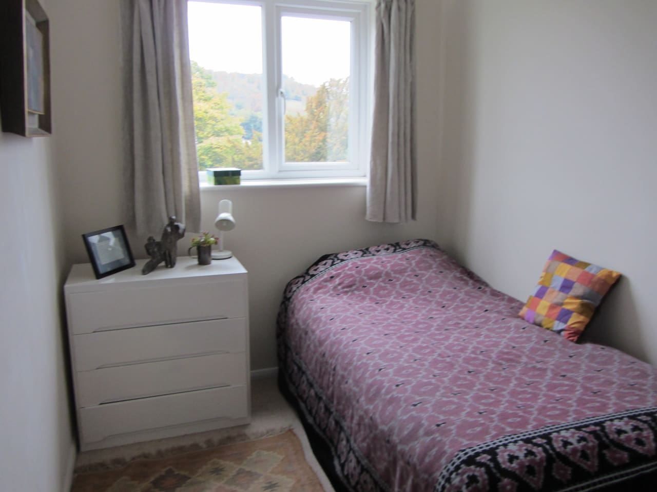 Peaceful single room on edge of Stroud