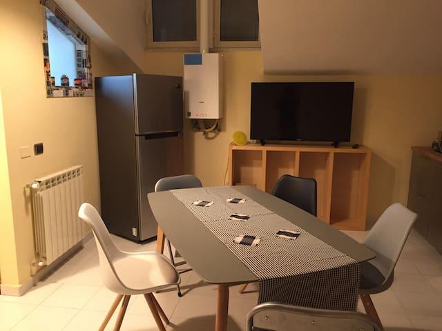 Nuovo Appartamento nel Centro Storico della città! - Santa Maria Capua Vetere - Apartemen