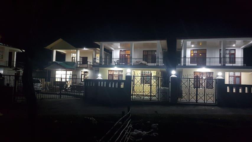 EKAANT HOMES DHOULADHAR SUITE BY MONIKA KAMAL 4PER