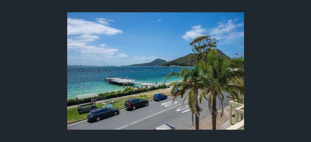 Sandy Feet Apartment - Shoal Bay - Byt