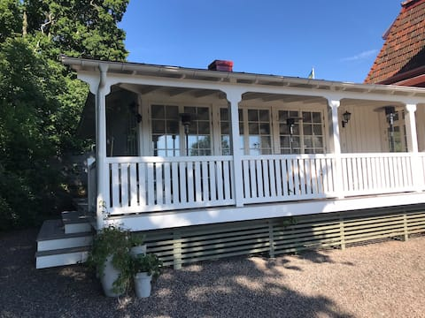 Accommodatie voor 3-4 personen in Särö