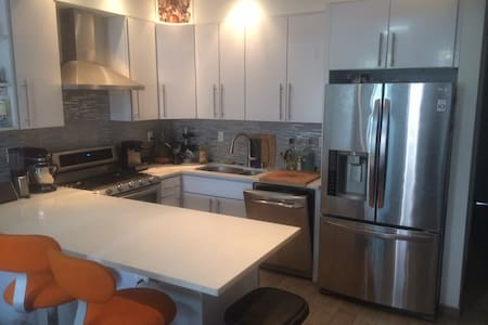 Luxurious Private Suit in 3BR Apt - Brooklyn