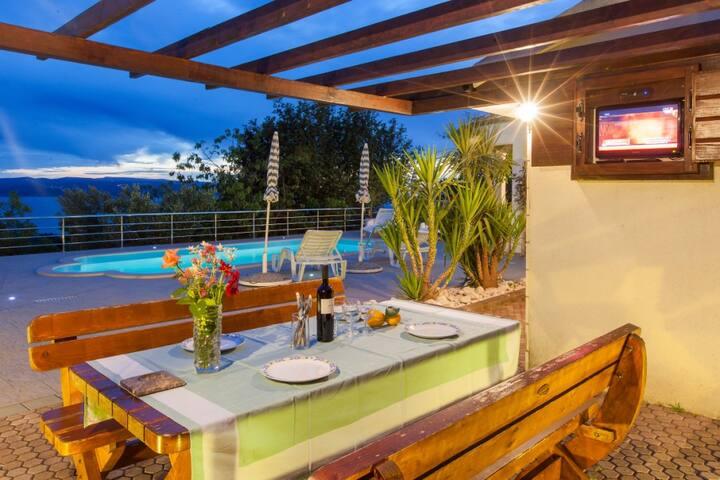 Villa NOA, Apartment 2+2 - Makarska - Lägenhet
