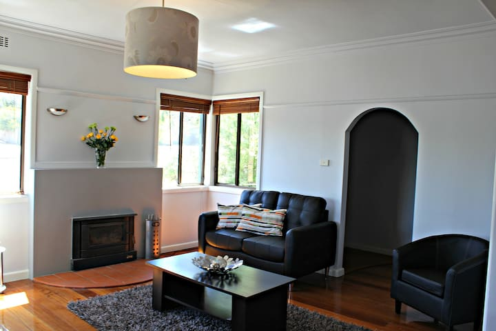 Comfortable 2 bedroom house - Long Gully - Huis