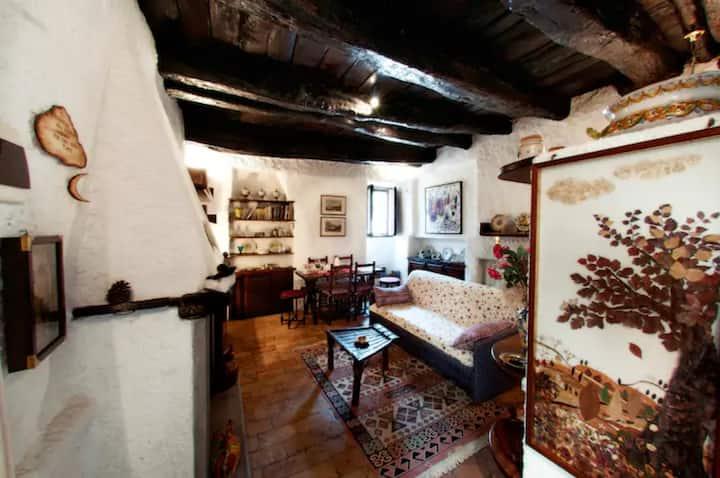 Casa Graziella nel Borgo di Mazzano Romano