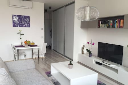 Modern studio in historic city center - Trnava