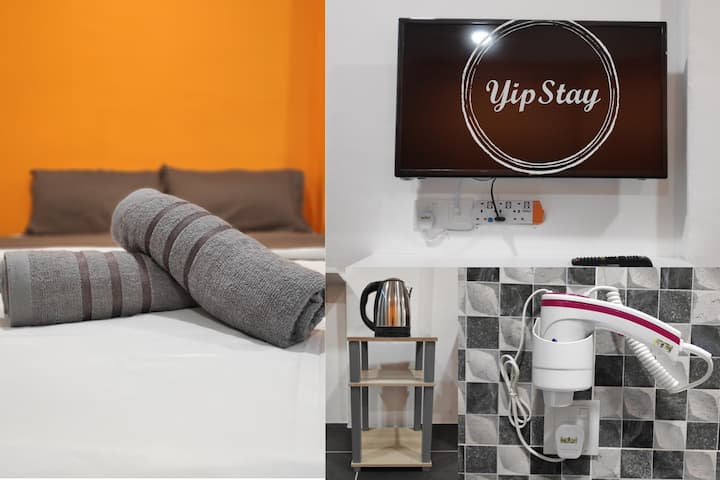YipStay 203   Standard Deluxe   2 pax