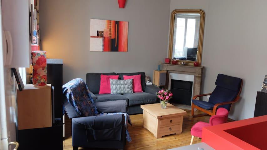 Maison de charme à Montrouge - Montrouge - Casa