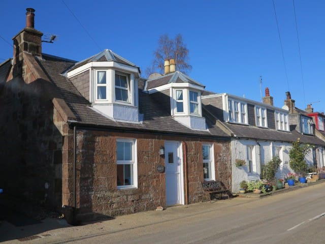 Eldon Cottage - Fisherman's seaside cottage - Sannox