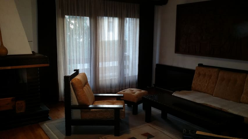 Elegant,  large rooms close to nature and the city - Zagreb - Huis