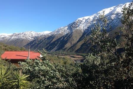 Cabaña Montaña Amatista Ideal para la Cuarentena