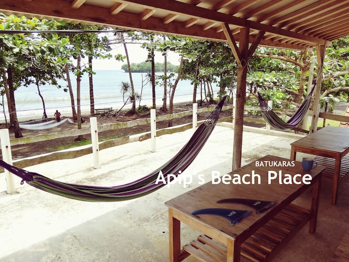 Apips beach place