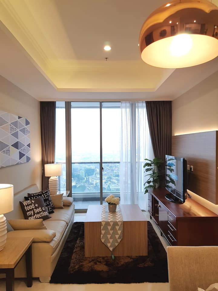 Taman Anggrek Residence - The Orchard