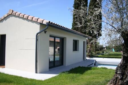 Maison indépendante (30m2) proche de Toulouse - Mondonville