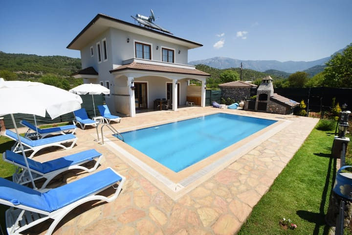 Private Holiday Villa in Kayakoy Village