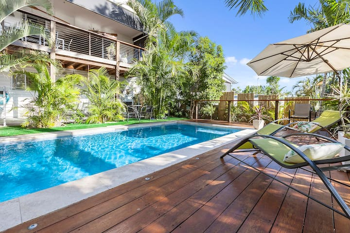 Oasis on Edwards~2 Bedroom Apartment~Private Pool