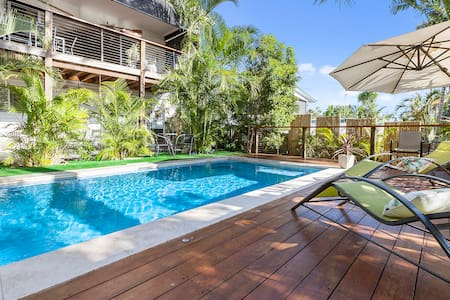 Oasis on Edwards~Private Pool, WiFi, Free Parking