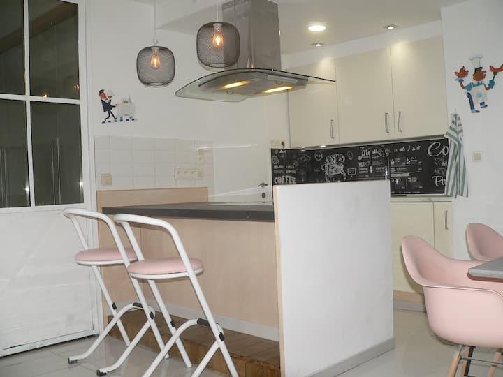 appartement design près du centre
