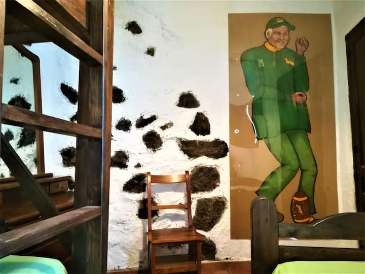 Nelson Mandela's Room - South Tenerife - I  MITI