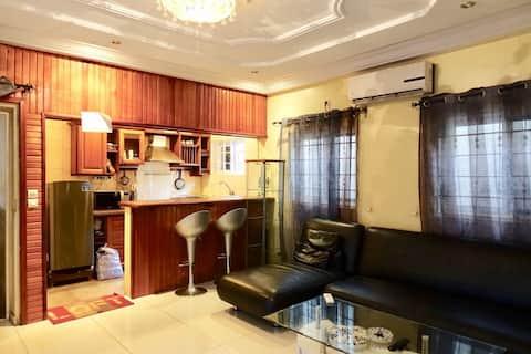 Chic Appartement avec Internet HAUT Débit à Lomé