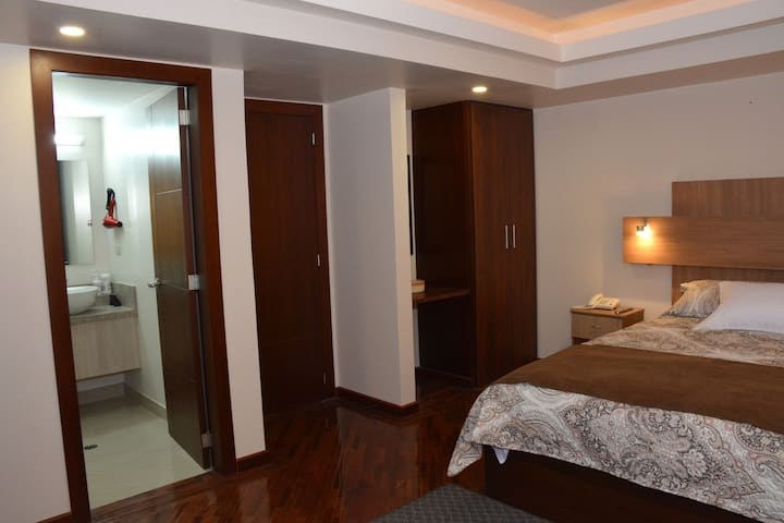 Newly renovated and confortable room for 2