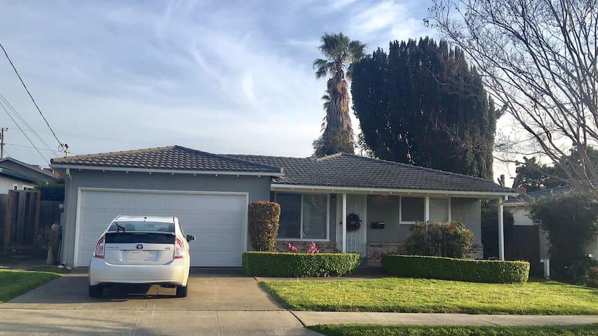 Mission SanJose 3B2B & sunroom Single Family House