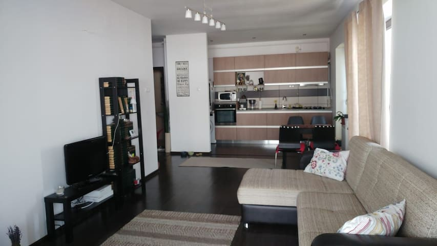 NEW, SPACIOUS AND COSY APARTMENT