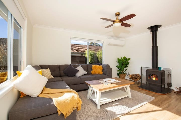 Pagoda @ Culburra - Pet Friendly - Newly Renovated