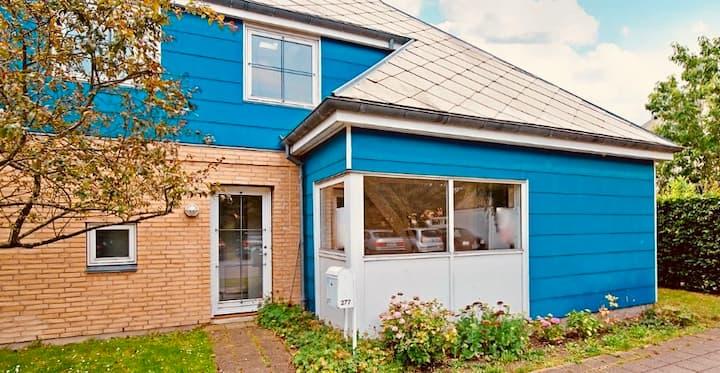Moderne hyggelig rækkevilla ved SDU, UCL, OCC, HCA