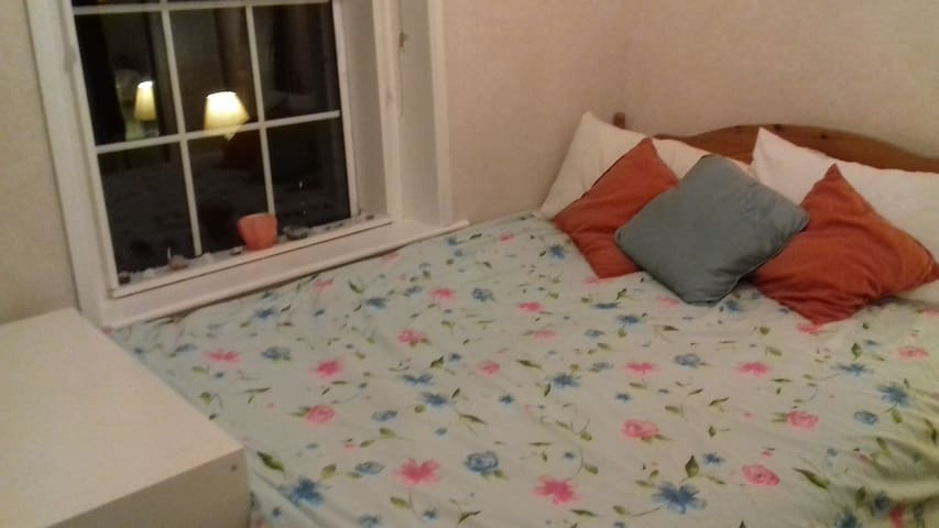 Double room in a cosy cottage
