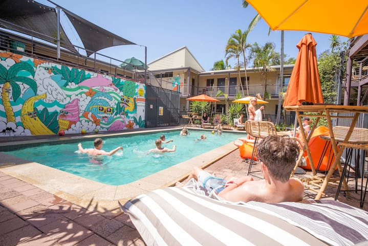 Byron Bay YHA Pool