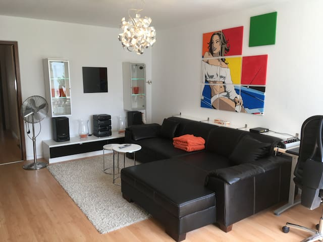 Central Apartment in heart of Heilbronn