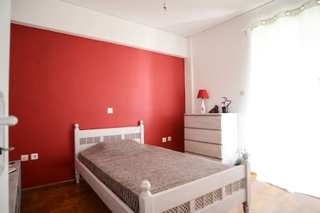 A Room of One's Own (Mets, Athens) - Athina