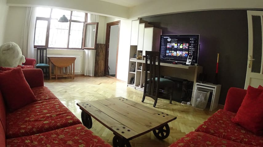 A Room in the Center of Istanbul. - Fatih - Apartamento
