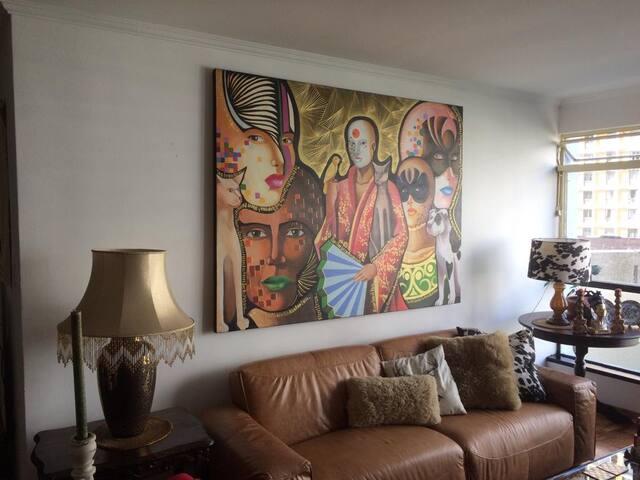 Apartamento Av Paulista