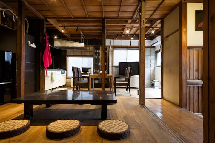 The Traditional Japanese Haouse - Shinagawa-ku - บ้าน
