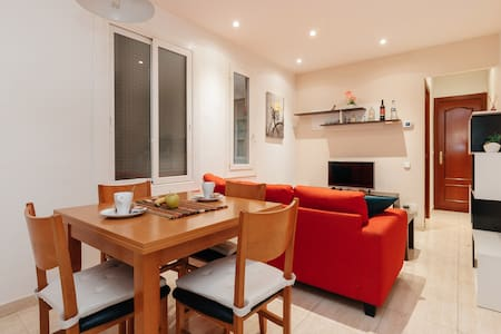 Single room in the heart of Gracia - Barcelona - Lejlighed