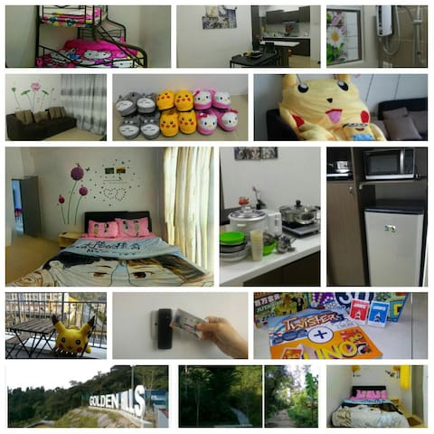 Anne's Homestay- next to Night Mar - Brinchang - Daire