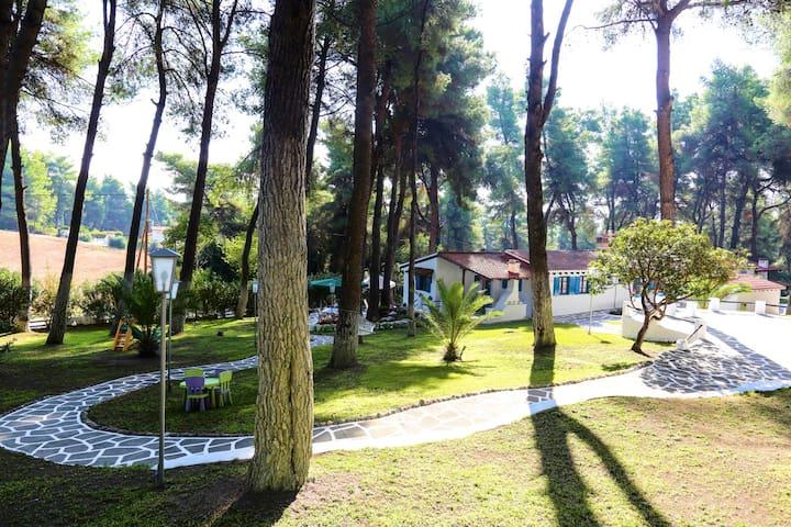 Forest Sani Vila - Sane - Villa