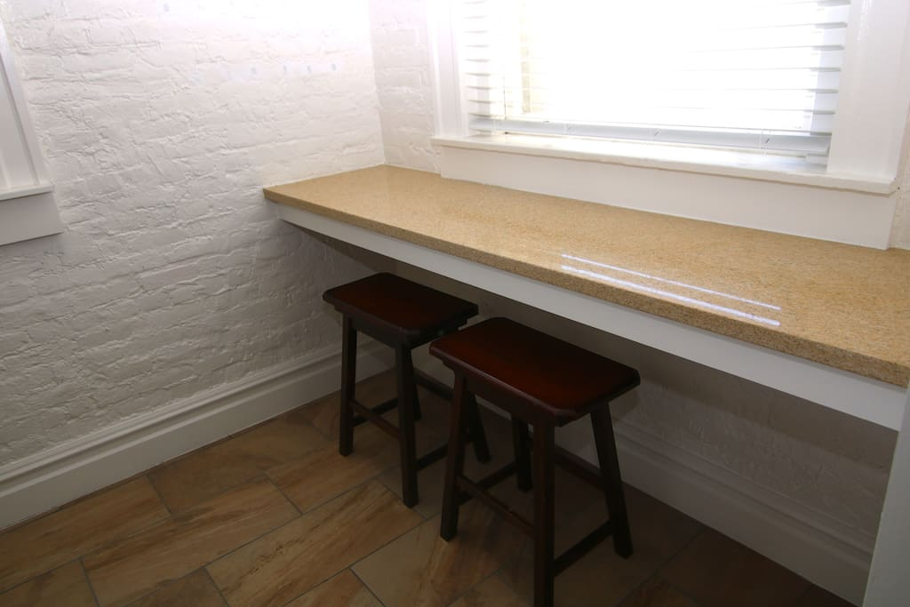 Counter/Table for Eating or Working