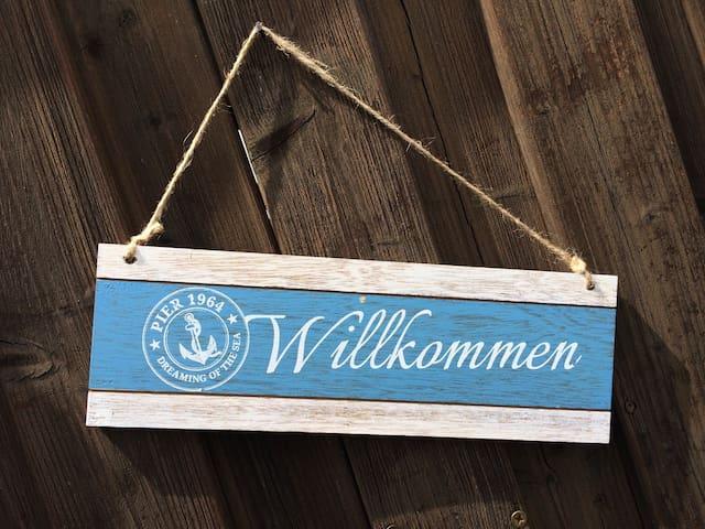 Haus im Schilf - Gemeinde Weiden am See - Rumah