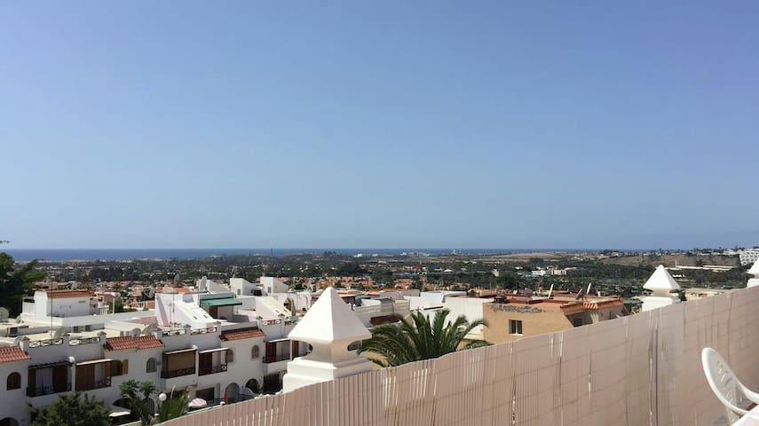 Maspalomas.Habitación con terraza - San Bartolomé de Tirajana, Canarias, ES - House