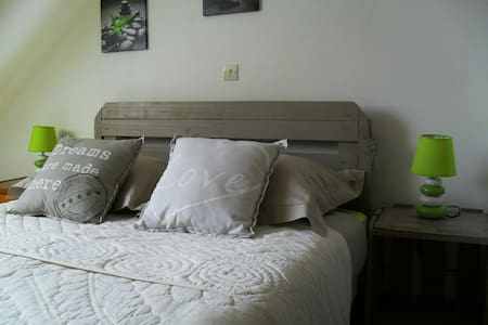 Room in the peace in the  green country - Rubempré - Bed & Breakfast