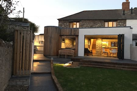 Luxury Character Cottage, Cornwall - Bude - Casa