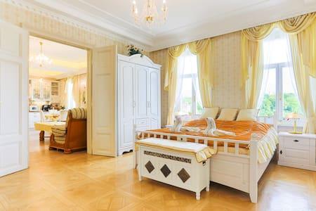 Apartmán Nostalgia v centru Karlových Varů