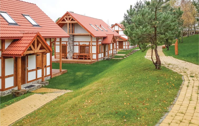 Holiday cottage with 2 bedrooms on 53 m² in Barkocin