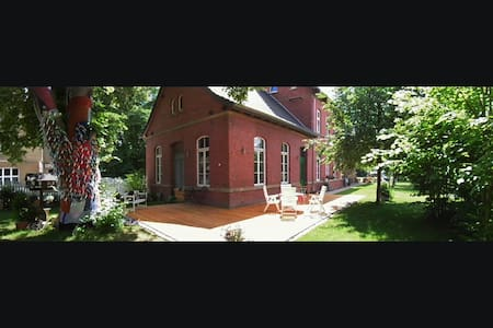Accommodation in Monument - Flat - Droyßig - Appartamento
